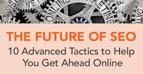 The Future of SEO E-book CTA image