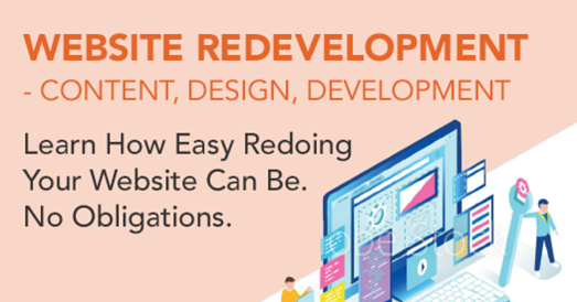 Website Redevelopment